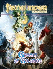 Cover of: Pathfinder Companion: Gnomes of Golarion