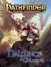 Cover of: Pathfinder Player Companion: Halflings of Golarion