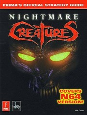 Cover of: Nightmare Creatures |