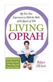 Cover of: Living Oprah | Robyn Okrant