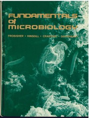 Fundamentals of microbiology by Martin Frobisher