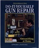 Cover of: Gunsmithing at home