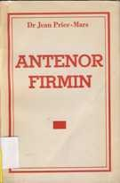 Cover of: Antenor Firmin