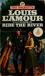 Cover of: Ride the river