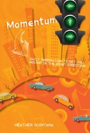 Cover of: Momentum | Heather Quintana