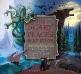 Cover of: The scary places map book