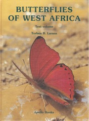 Butterflies Of West Africa Plate & Text Volume