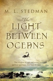 Cover of: The light between oceans