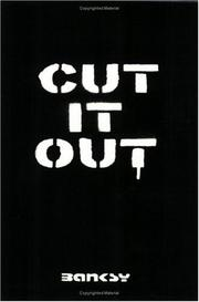 Cover of: Cut It Out
