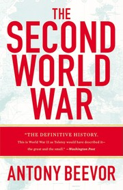 Cover of: The Second World War