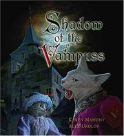 Cover of: Shadow of the Vampuss