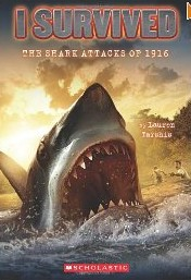 I survived the shark attack book