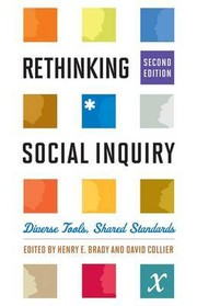 Cover of: Rethinking social inquiry by Henry E. Brady
