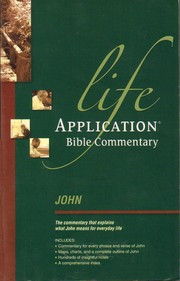 Cover of: John by