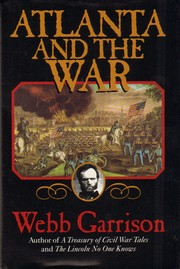 Cover of: Atlanta and the war