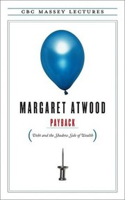Cover of: Payback | Margaret Atwood