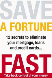 Cover of: Save a Fortune Fast