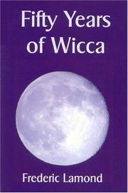Cover of: Fifty Years Of Wicca