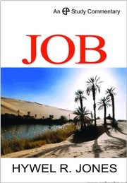 Cover of: A Study Commentary on Job |