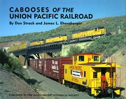 Cover of: Cabooses of the Union Pacific Railroad