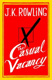 Cover of: The Casual Vacancy