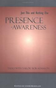 Cover of: Presence-Awareness