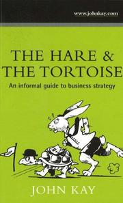 Cover of: Hare and the Tortoise
