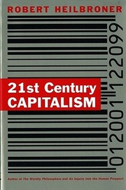 Cover of: 21st century capitalism