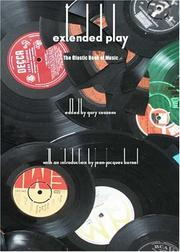 Cover of: Extended Play