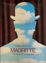 Cover of: Magritte by Harry Torczyner
