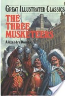 The three musketeers by Malvina G. Vogel