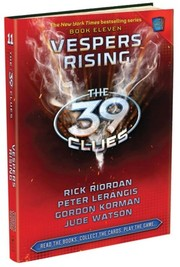 Cover of: The 39 Clues: Vespers Rising