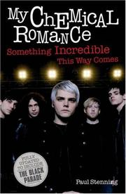 "Cover of: ""My Chemical Romance"""