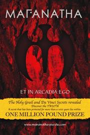 Cover of: Maranatha Et in Arcadia Ego