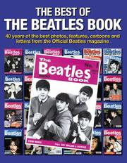 Cover of: Best of the Beatles Book