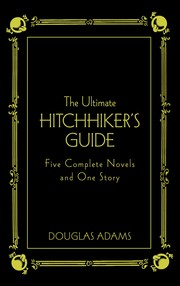 Cover of: The Ultimate Hitchhiker