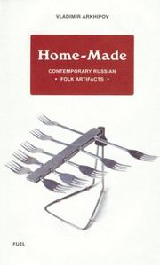 Cover of: Home-Made