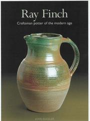 Cover of: Ray Finch Craftsman Potter of the Modern Age