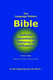 Cover of: The Language Pattern Bible