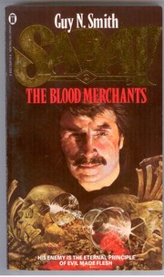 Cover of: The blood merchants