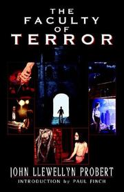 Cover of: The Faculty of Terror