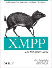 Cover of: XMPP: The Definitive Guide |