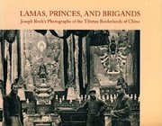 Cover of: Lamas, princes, and brigands