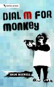 Cover of: Dial M for Monkey