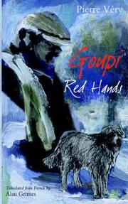 Cover of: Goupi Red Hands