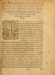 Cover of: [Annals of England to 1603] by John Stow