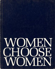 Cover of: Women choose women | New York Cultural Center.