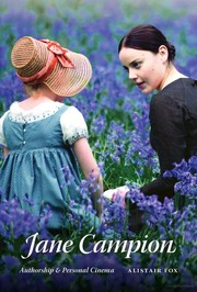 Cover of: Jane Campion | Alistair Fox