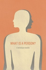 Cover of: What Is a Person?