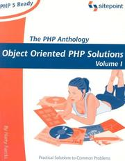 Cover of: The PHP anthology